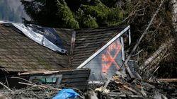 176 desaparecidos por un alud de tierra en el estado de