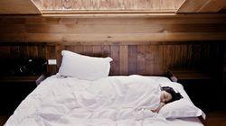 Las consecuencias para el matrimonio de dormir en camas