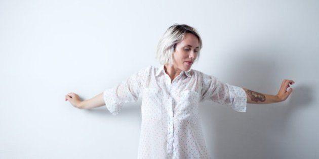 Erika Irusta, autora de 'Diario de un cuerpo':