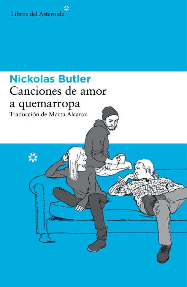 'Canciones de amor a quemarropa', de Nickolas Butler: páginas con banda