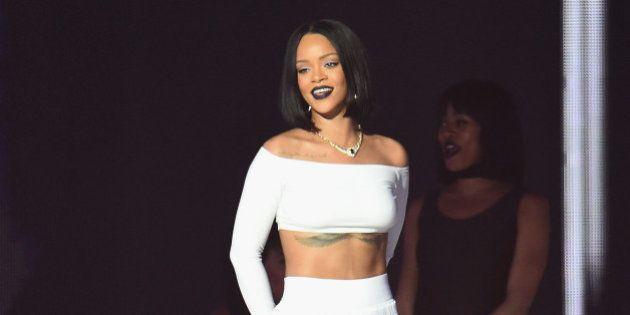 Rihanna cancela su concierto en Niza tras los