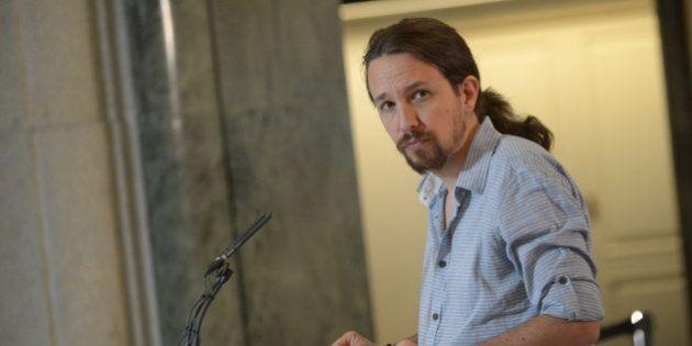 Pablo Iglesias se enfada con los 'errejonistas' por un