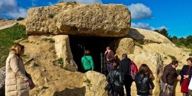 Los dólmenes de Antequera, declarados Patrimonio Mundial de la