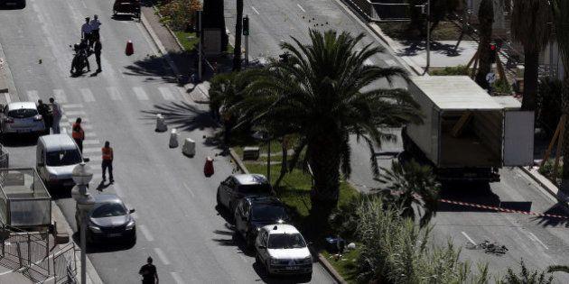 Atentado de Niza: cómo entró el camión al paseo marítimo, que estaba cerrado al