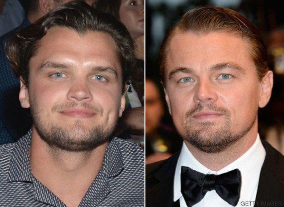 El sorprendente parecido entre Leonardo DiCaprio y el hijo de Jack