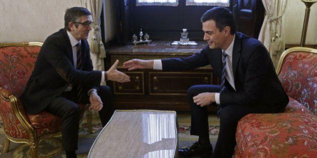 El debate de investidura de Sánchez se celebrará el 2 de