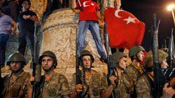 EEUU, Rusia y la UE apoyan a Erdogan frente al golpe de Estado