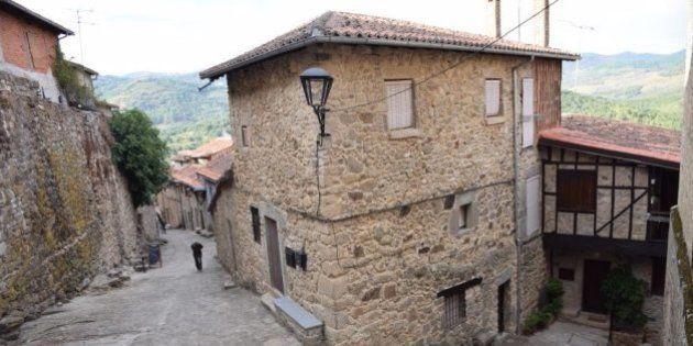 El drama patrimonial de Miranda del Castañar, uno de los pueblos más bonitos de