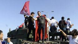 El día después del golpe de Estado en
