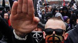 Miles de personas participan en una manifestación xenófoba en Moscú