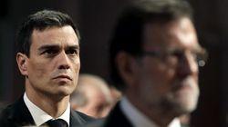 PP y PSOE suben; Podemos y Ciudadanos, a la