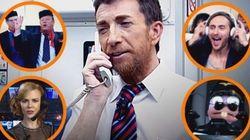 ¿Cuántos famosos crees que había en el avión de 'El