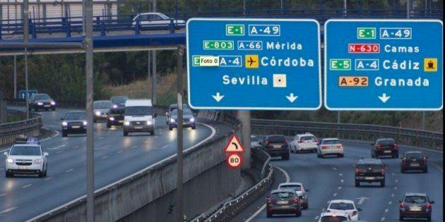 Al menos 212 personas han muerto en las carreteras españolas en julio y