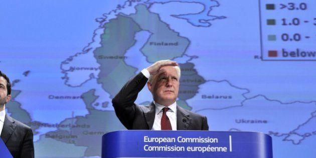 Bruselas enfría la recuperación del crecimiento y prevé un paro del 26,4% en