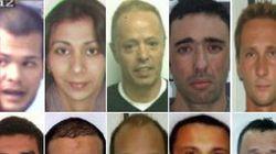 Estos son los 10 fugitivos más buscados