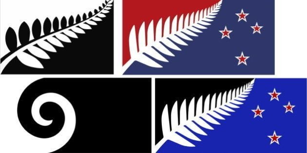 Nueva Zelanda ya tiene sus diseños finalistas para reemplazar su