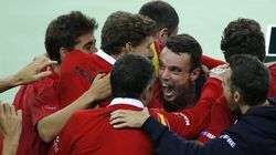 España luchará por subir al grupo mundial de Copa Davis tras ganar a