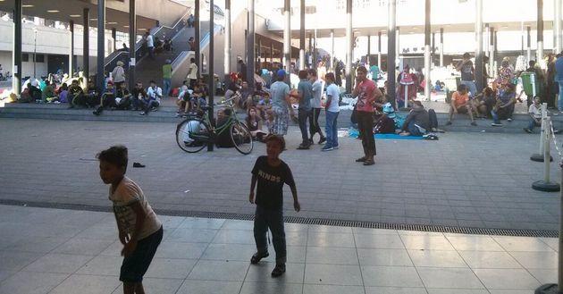 La sociedad civil húngara da una lección de solidaridad en la crisis de