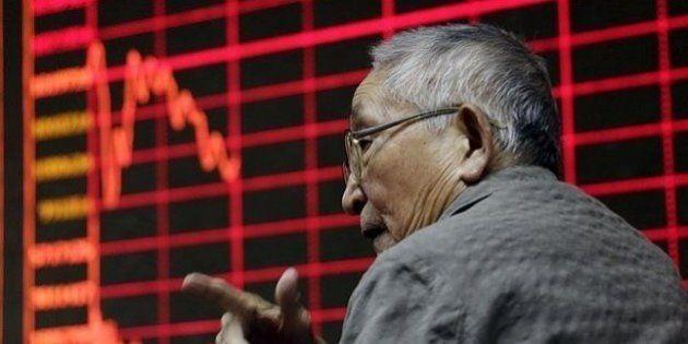 Bolsa, no es China, son los