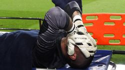 Valdés estará siete meses de baja tras ser operado de forma