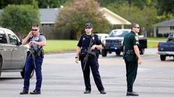 Tres policías muertos en un tiroteo en Baton Rouge,
