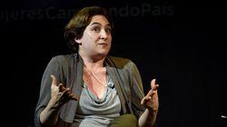 Ada Colau y Joan Tardà a la gresca en Twitter por la presidencia del