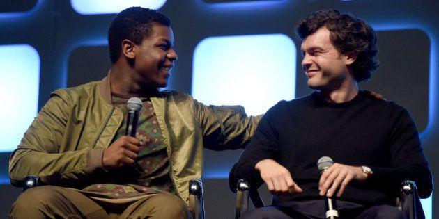 Es oficial: Alden Ehrenreich interpretará a Han Solo en la nueva película de Star
