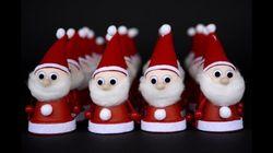 Prueba de agudeza visual: encuentra al Papá Noel con dinero en su