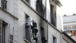 Ocho muertos, entre ellos dos niños, en un incendio en