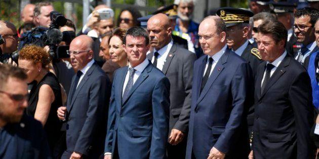 Abuchean a Manuel Valls en Niza antes del minuto de silencio por las víctimas del
