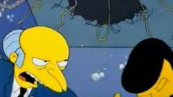 Los Simpson también predijeron la desaparición de un equipo de fútbol