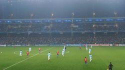 El Manchester City golea sin pisar el