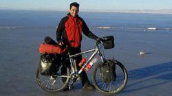 Carabanchel-Pekín en bicicleta: 12.514 kilómetros, 5 meses de viaje... y sin billete de