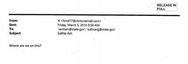Datos confidenciales compartidos o problemas para usar el iPad: lo que los mails de Clinton