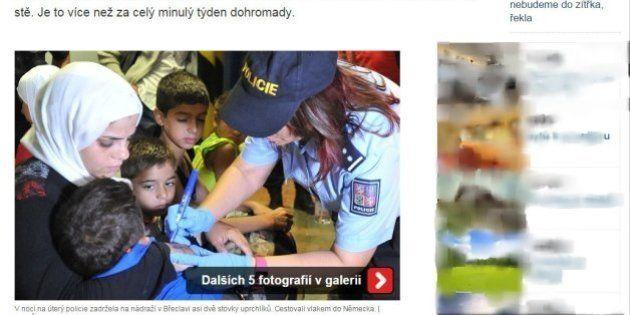 Indignación porque la Policía checa marca con un número a los