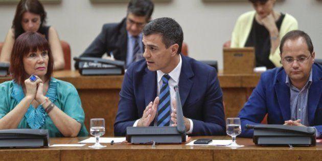 El PSOE descarta negociar con independentistas y ve complicado mantener la Presidencia del