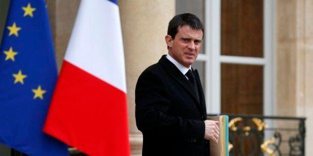Hollande nombra a Valls primer ministro de