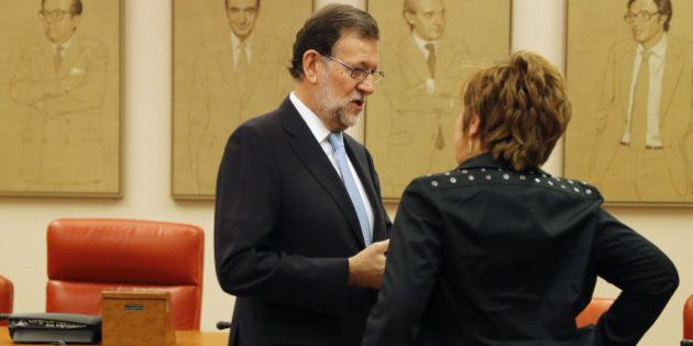 Rajoy deja a Celia Villalobos fuera de la Mesa del