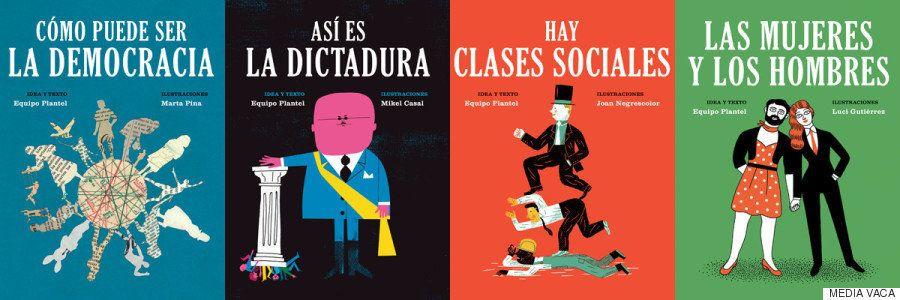 Libros para mañana: cómo contar a los niños qué es la democracia o la