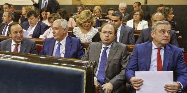 Pío García-Escudero, reelegido presidente del Senado con la mayoría absoluta del