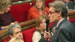 CiU vota contra la celebración unilateral de un referéndum de