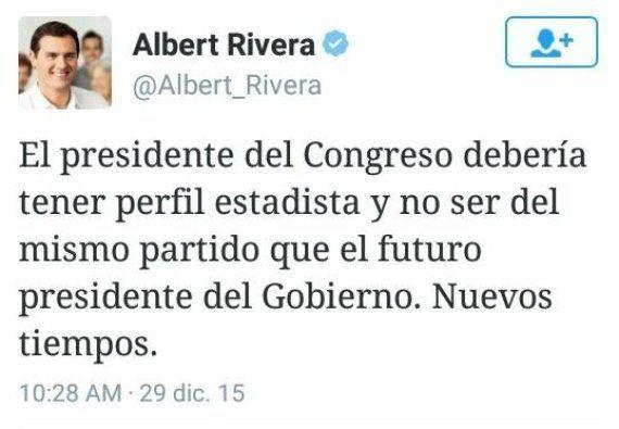 La segunda promesa rota por Rivera en una