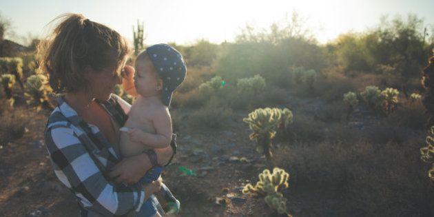 10 cosas que no deberías decirle a una madre que acaba de dar a