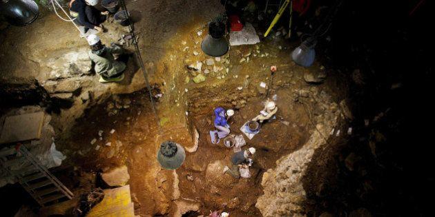 Hallado un yacimiento en Atapuerca que podría tener más de 1,5 millones de años de