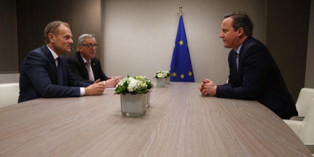 La UE avanza con dificultad hacia un acuerdo sobre el