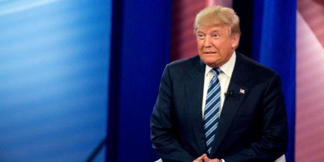 Trump no cree que el papa dijese lo que dijo sobre