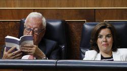 ¿Qué libro estaba leyendo Margallo en el