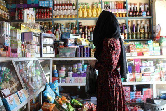 Para las mujeres afganas, tener la regla es una