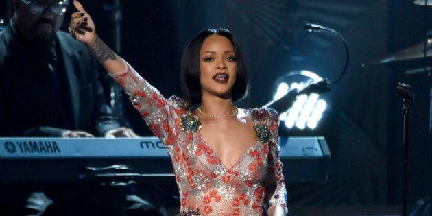 Rihanna dará un concierto en Barcelona el 21 de