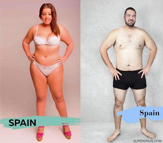 19 países modifican la foto de un chico para hacerle más atractivo según sus cánones de